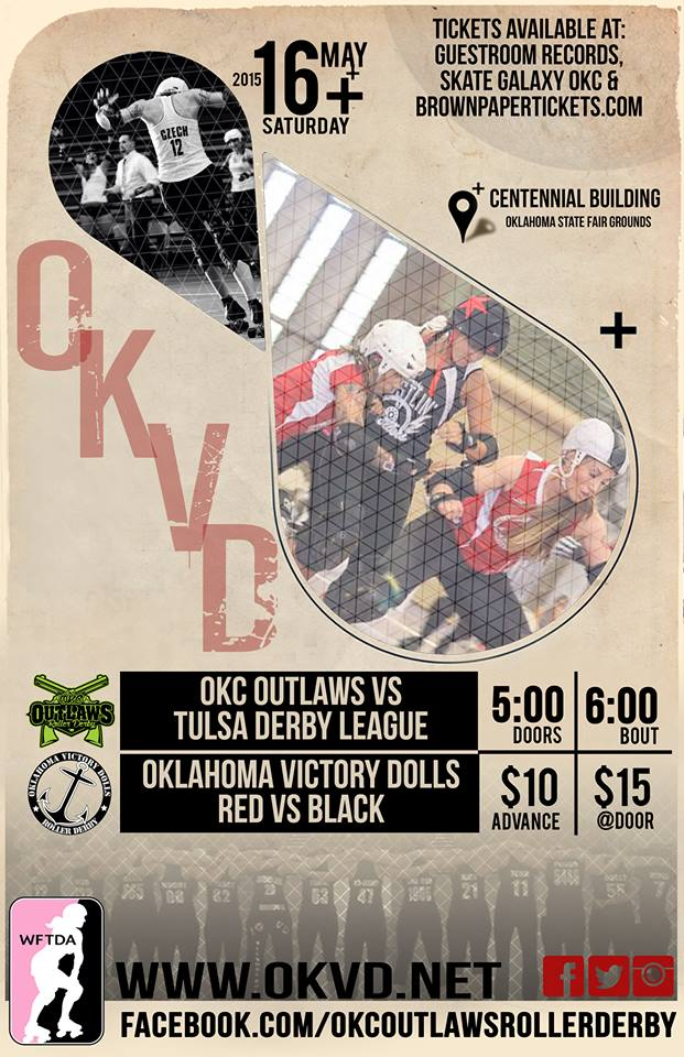 Double Header with OKC Outlaws